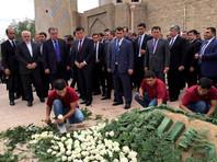 В Самарканде похоронили Ислама Каримова