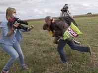Венгерская журналистка, подставившая подножку мигрантам, предстанет перед судом