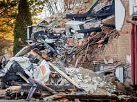 В центре Рима обрушилась часть жилого дома
