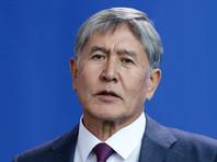 После отмены визита в США президент Киргизии взял отпуск, чтобы поправить здоровье