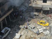 В ходе авиаудара по сирийскому городу Идлиб погибли минимум 25 человек, десятки ранены