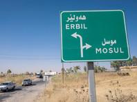 """В Мосуле женщина в парандже мстит """"Исламскому государству"""": она застрелила двух террористов"""