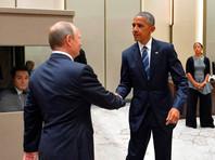 В Китае прошла встреча Путина и Обамы