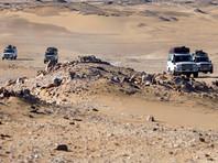 Египет построит мемориал в память об убитых туристах, которых приняли за террористов ИГ