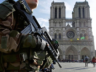 В связи с обнаружением в Париже автомобиля с газовыми баллонами задержаны новые подозреваемые