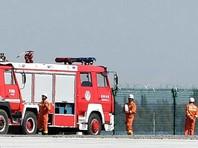 В Китае во время авиашоу разбился легкомоторный самолет