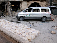 В результате обстрелов Алеппо пострадали две больницы и погибли стоявшие за хлебом люди