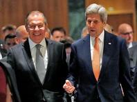 Лавров и Керри достигли прогресса во время переговоров по Сирии