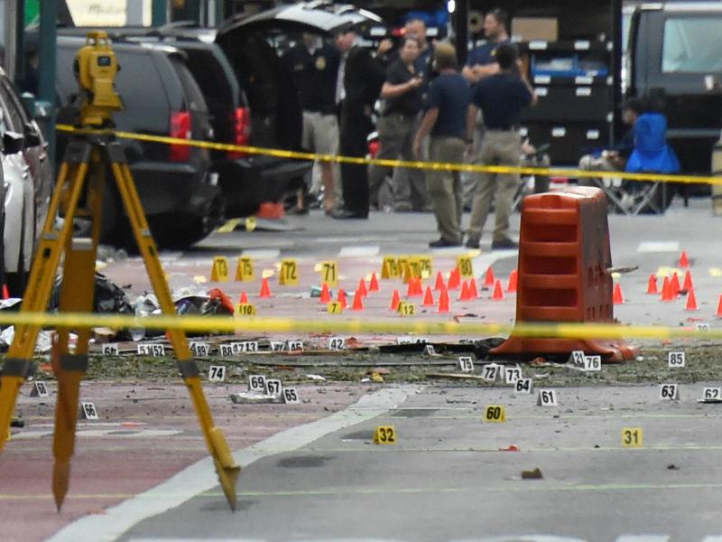 Бомбы в Нью-Йорке и Нью-Джерси мог изготовить один человек
