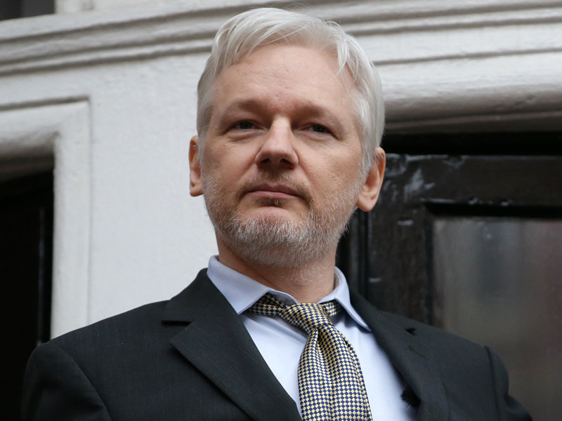 Ассанж готов отбывать срок в американской тюрьме в обмен на помилование информатора WikiLeaks