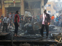 Российские ВКС заподозрили в ударе по сирийскому рынку: минимум 25 погибших