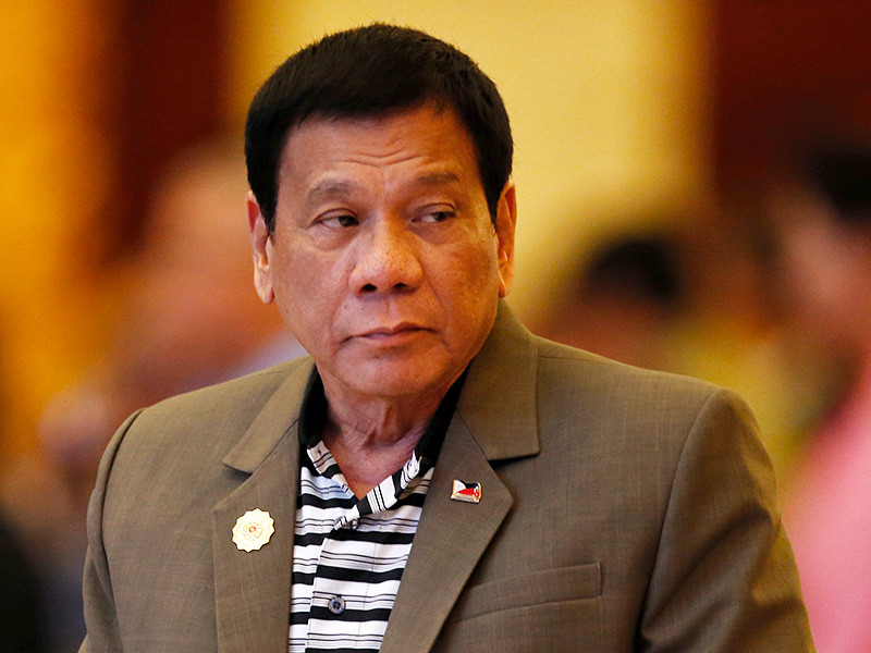 Президент Филиппин Родриго Дутерте призвал к выводу военнослужащих Соединенных Штатов, которые находится на военной базе одного из южных островов государства