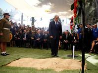 Экс-президента Израиля Шимона Переса похоронили в Иерусалиме