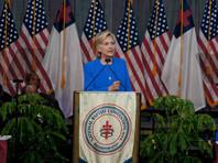 Хиллари Клинтон из-за пневмонии отменила предвыборные поездки