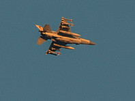 Израильская авиация нанесла удар по сирийским артиллеристам в ответ на упавший на Голанских высотах снаряд
