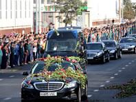 Самолет с телом Каримова вылетел в Самарканд, где его похоронят