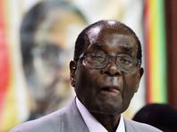 Президент Зимбабве открыл памятник самому себе (ФОТО)