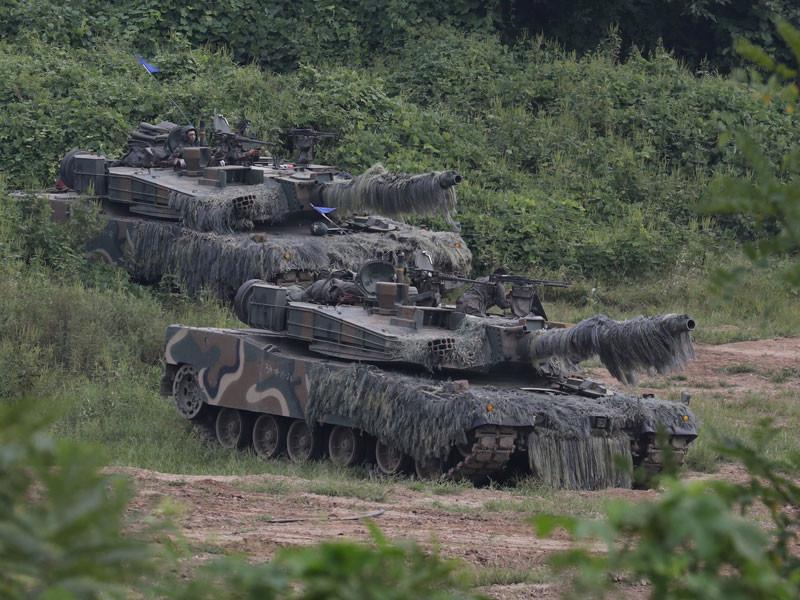 Южнокорейские военные разработали план упреждающего массированного удара по Пхеньяну