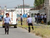 Заказчиками атаки на посольство Китая в Бишкеке объявили уйгурских террористов из Сирии