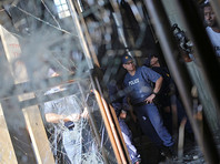 Всего в результате беспорядков были задержаны 30 студентов