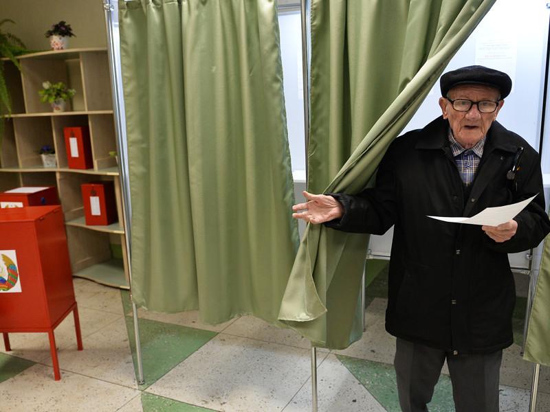В Белоруссии в воскресенье проходят парламентские выборы: более 6 тыс. участков на выборах депутатов Палаты представителей Национального собрания открылись в стране, 47 участков организованы за пределами республики
