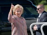 Хиллари Клинтон возобновила участие в предвыборной кампании