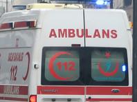 Несколько человек пострадали от взрыва ракеты, выпущенной с территории Сирии в сторону Турции