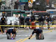 Взрыв произошел на Манхэттене вечером в субботу в западной части города - в районе Челси на 23-й улице между 6-й и 7-й авеню