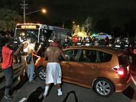 В США тяжело ранен участник массовых протестов против убийства чернокожих полицейскими в Шарлотте