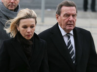 СМИ сообщили о разводе экс-канцлера Германии Герхарда Шредера