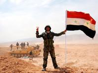 Сирийская армия зачистила лагерь беженцев около Алеппо