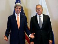 Лавров и Керри обсудили сирийское урегулирование