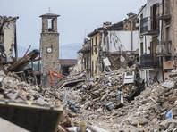 Апеннинские горы после землетрясения в Италии подросли на 4 сантиметра