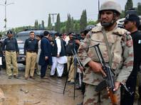 В Пакистане смертник подорвался в мечети: 25 погибших, десятки раненых