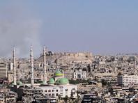 Из восточных районов Алеппо сообщили о новых авиаударах по позициям повстанцев