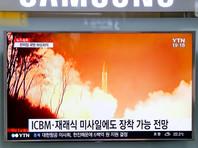 В КНДР назвали целью своего ядерного испытания США