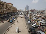 В Бенине в результате взрыва на свалке погибли около  100 человек