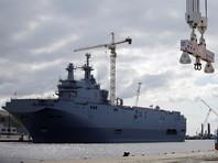 Египет получил второй  Mistral, построенный для России