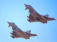 Шотландские истребители были подняты в воздух для перехвата двух российских стратегических бомбардировщиков