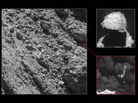 Европейское космическое агентство установило местоположение зонда Philae