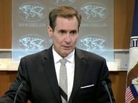 США ждут объяснений от России в связи с заявлением Дамаска об окончании перемирия в Сирии