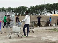 Великобритания построит стену во Франции, чтобы защититься от мигрантов