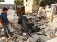 Из контролируемых повстанцами районов Алеппо сообщают о мощнейших за последние месяцы авиаударах