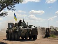 На Донбассе вступил в силу режим перемирия