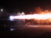 SpaceX впервые испытала двигатель для полетов к Марсу
