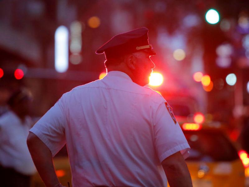 Взрывное устройство сработало в центре Нью-Йорка, есть пострадавшие