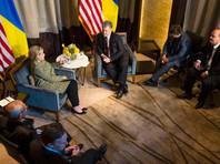 Президент Украины Петр Порошенко провел встречу с кандидатом в президенты США Хиллари Клинтон. Украинский лидер приехал в Нью-Йорк, чтобы обсудить ситуацию на Донбассе и поговорить об антироссийских санкциях
