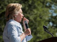 Половина американцев считает, что Клинтон недоговаривает о своем здоровье