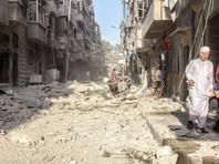 Турецкое агентство сообщило о применении ВКС России фосфорных бомб в Сирии