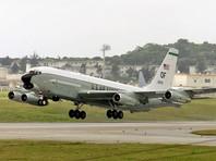 К черноморским границам РФ вылетел третий за день разведывательный самолет НАТО